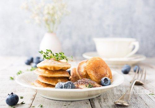 پنكيك صبحانه