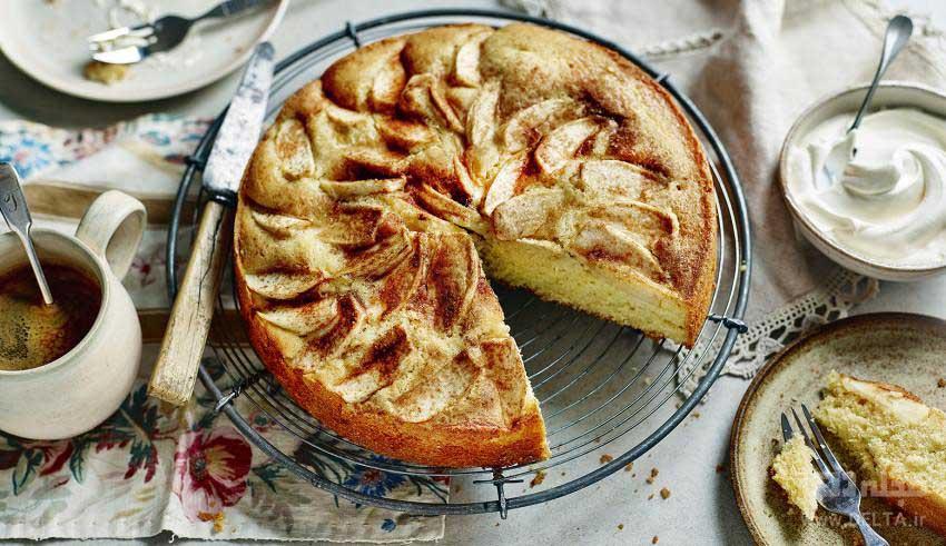 کیک رژیمی