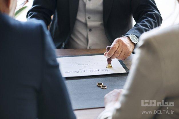 طلاق به دلیل عدم تهیه مسکن