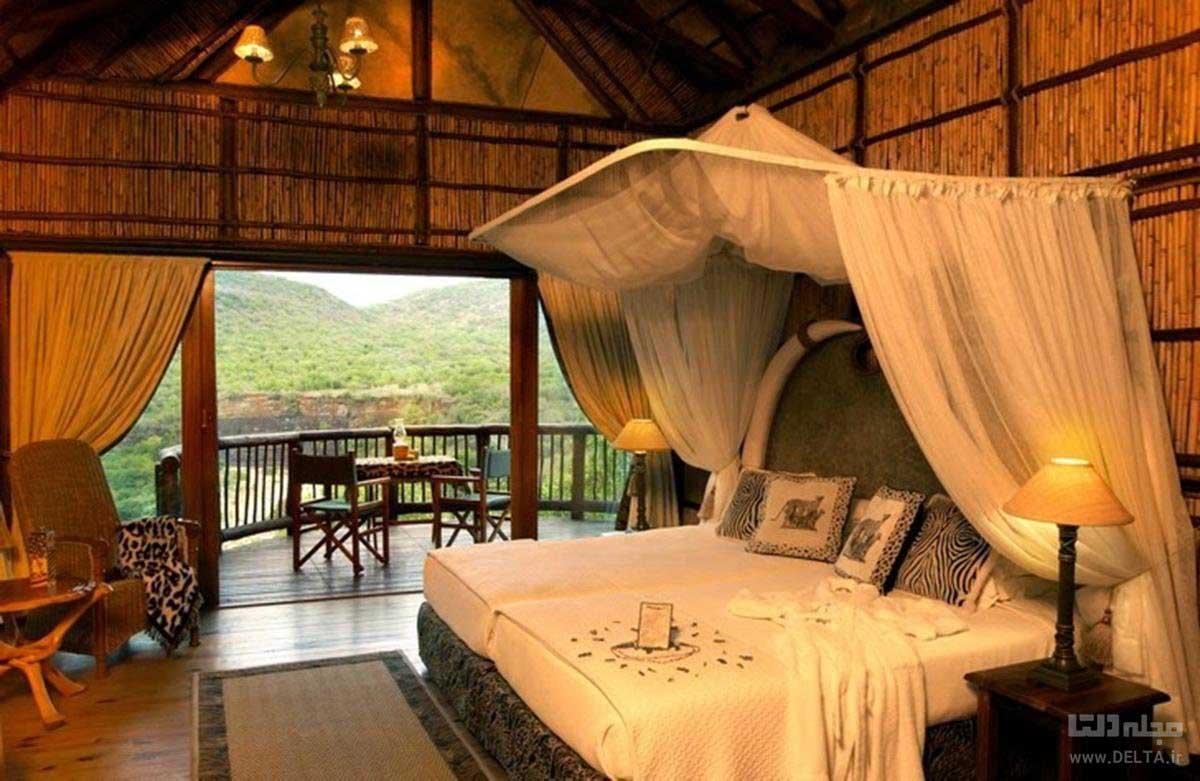 اتاق خواب عروس روستیک