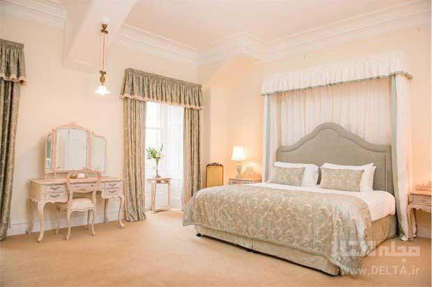 اتاق خواب عروس ساده