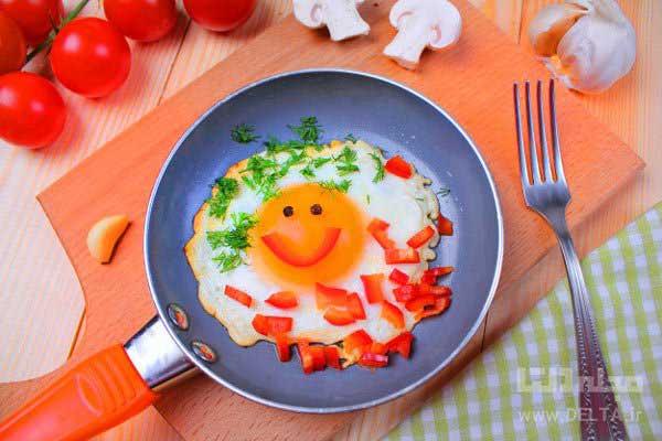 رژيم تخم مرغ
