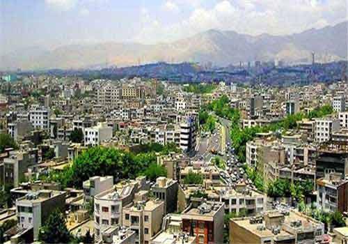قیمت فروش آپارتمان در تهران