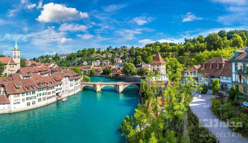 جاهای دیدنس سوئیس