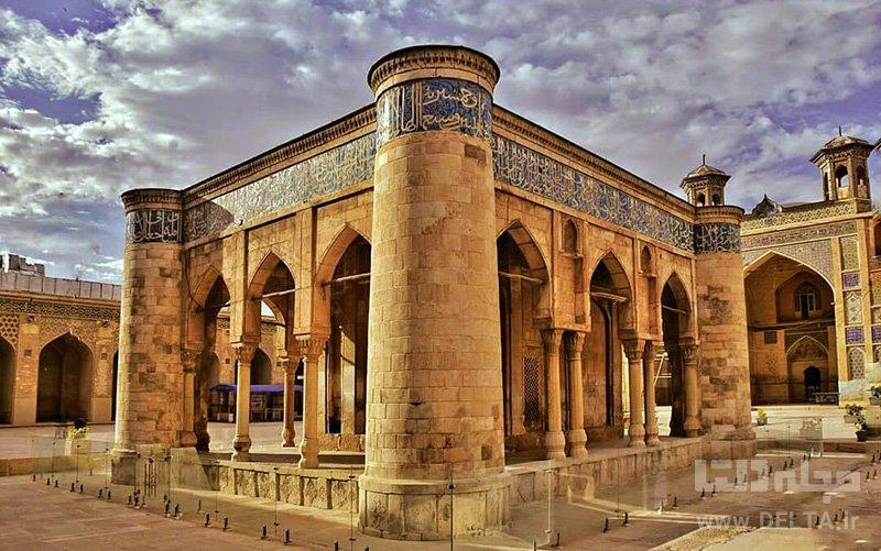 مسجد عتیق جاهای دیدنی شیراز
