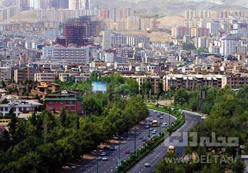 قيمت اجاره خانه در تهران