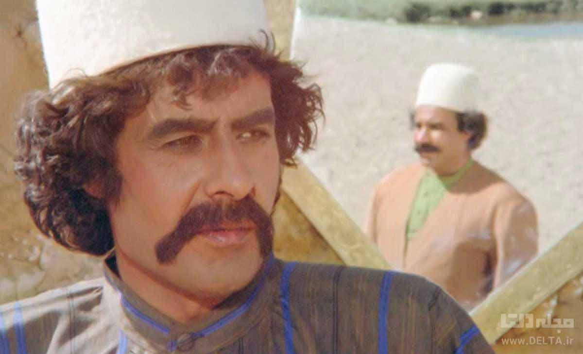 مرادبیک در کویر یزد