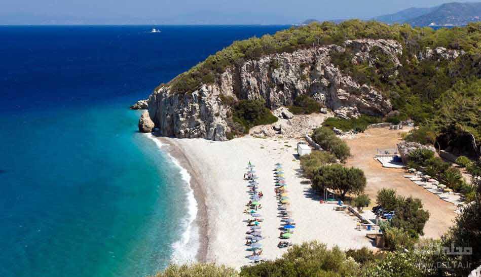 جزیره گاودوس یونان Gavdos