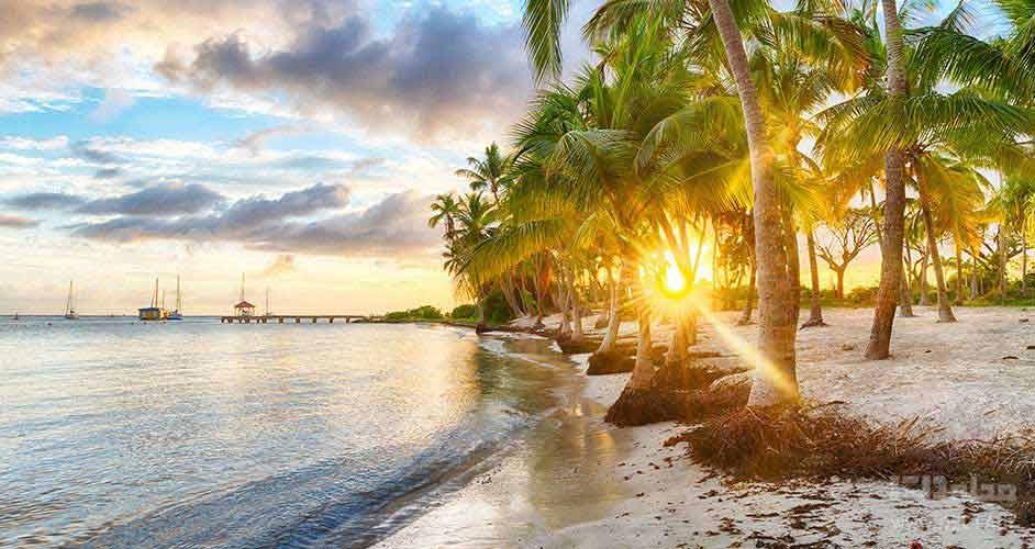 طلوع جزایر کارائیب
