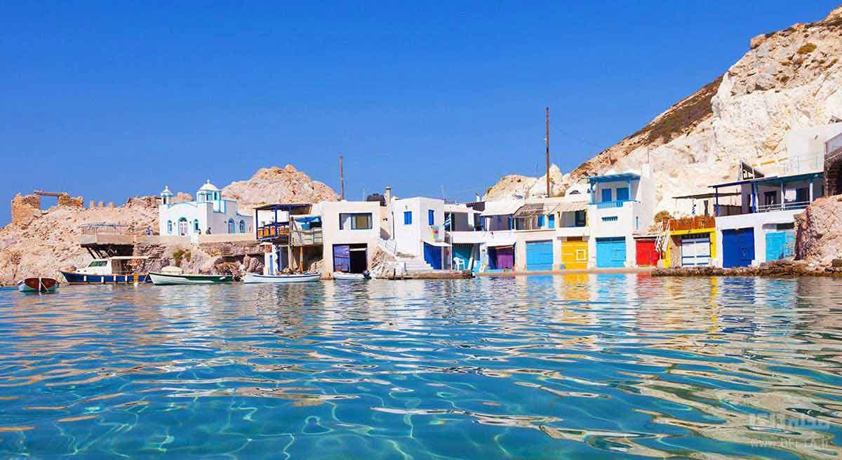 جزیره میلوس Milos