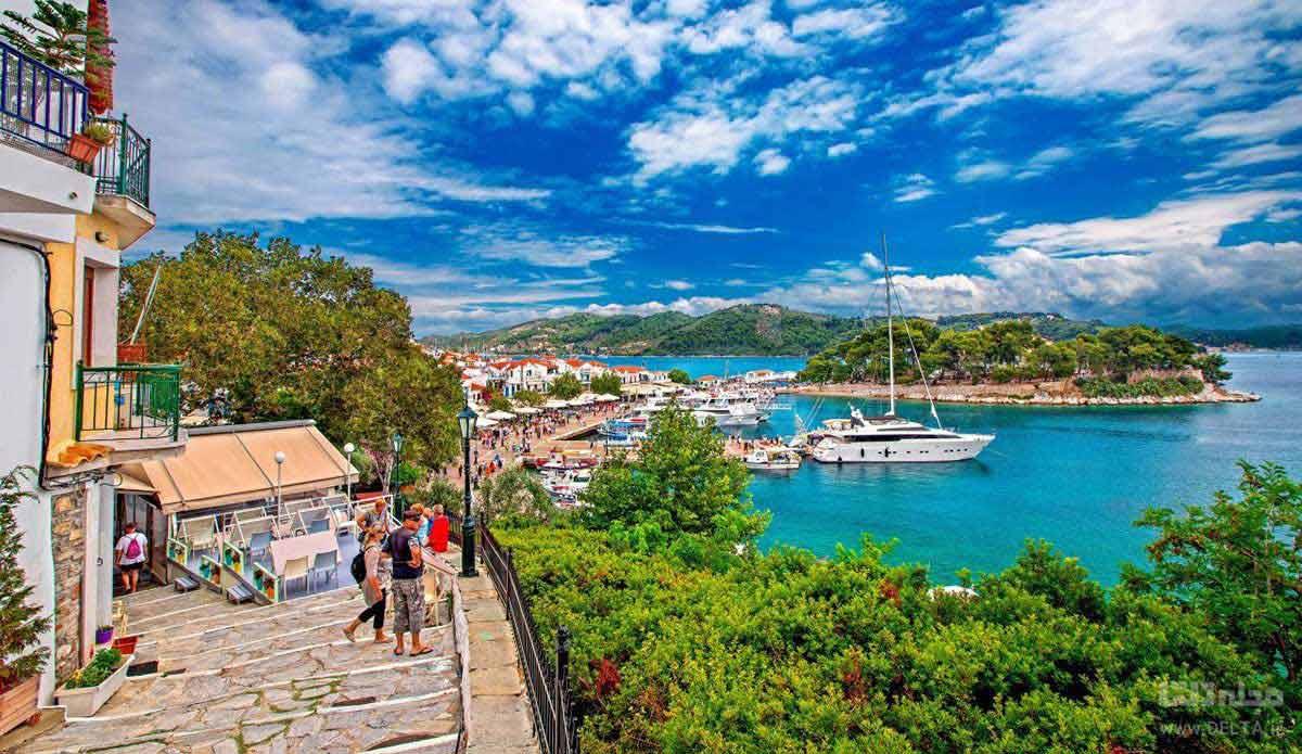 جزیره هیدرا یونان Hydra
