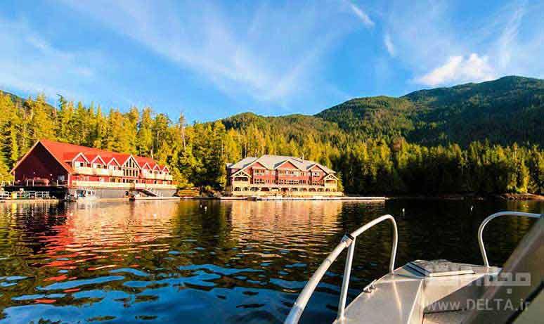 هتل شناور کانادا