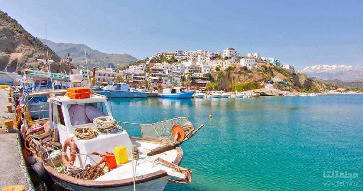 جزیره کرت Crete