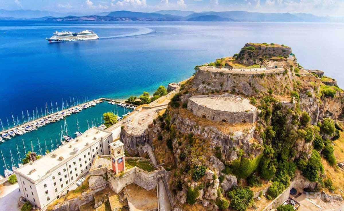 جزیره کورفو Corfu