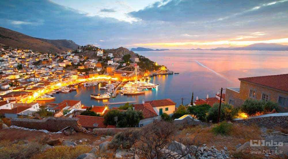 جزیره اسکیاتوس یونان Skiathos
