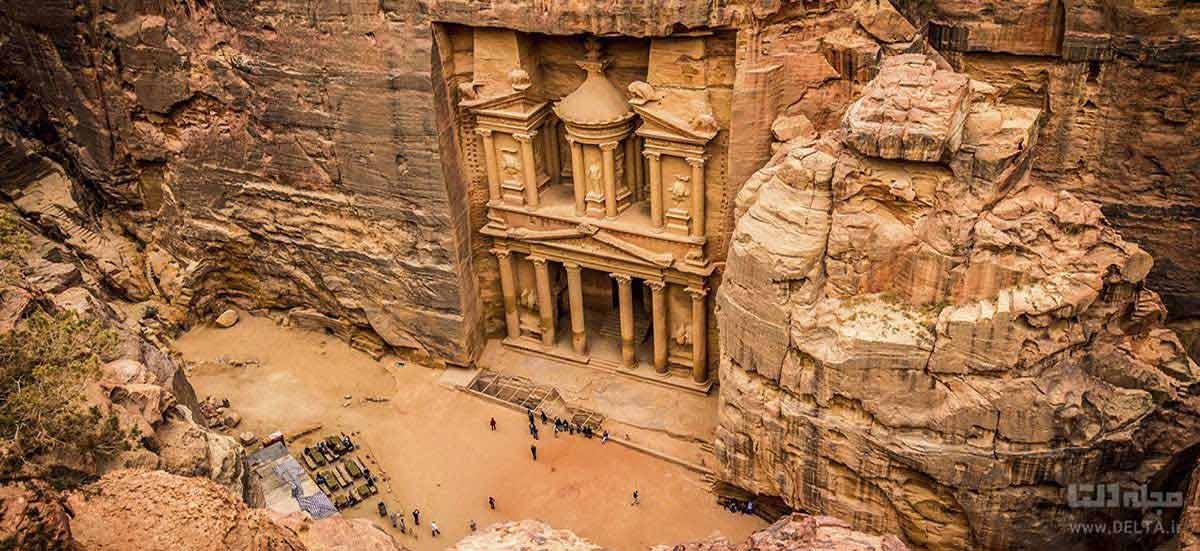 عجایب هفتگانه New 7 Wonders of The World