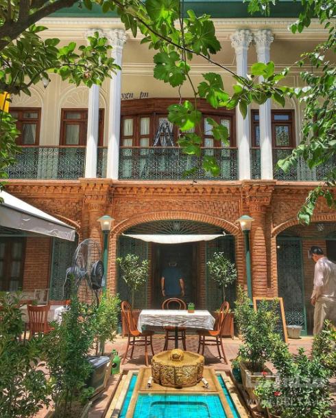خانه ای از دوره قاجار