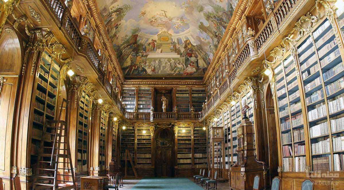 معروفترین کتابخانه جهان