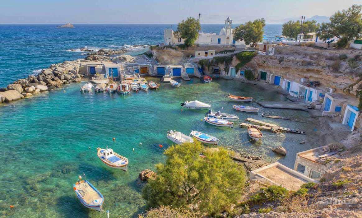 کشور یونان Cyclades