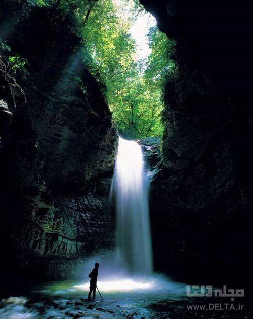 آبشار ويسادار گيلان