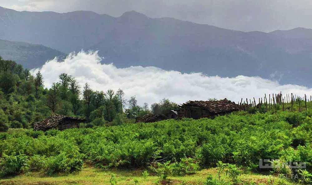 روستاهای کلاردشت