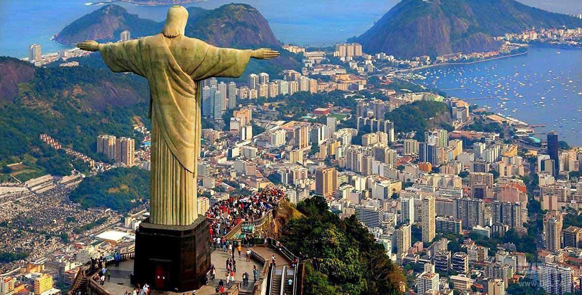 مجسمه مسیح منجی New 7 Wonders of The World