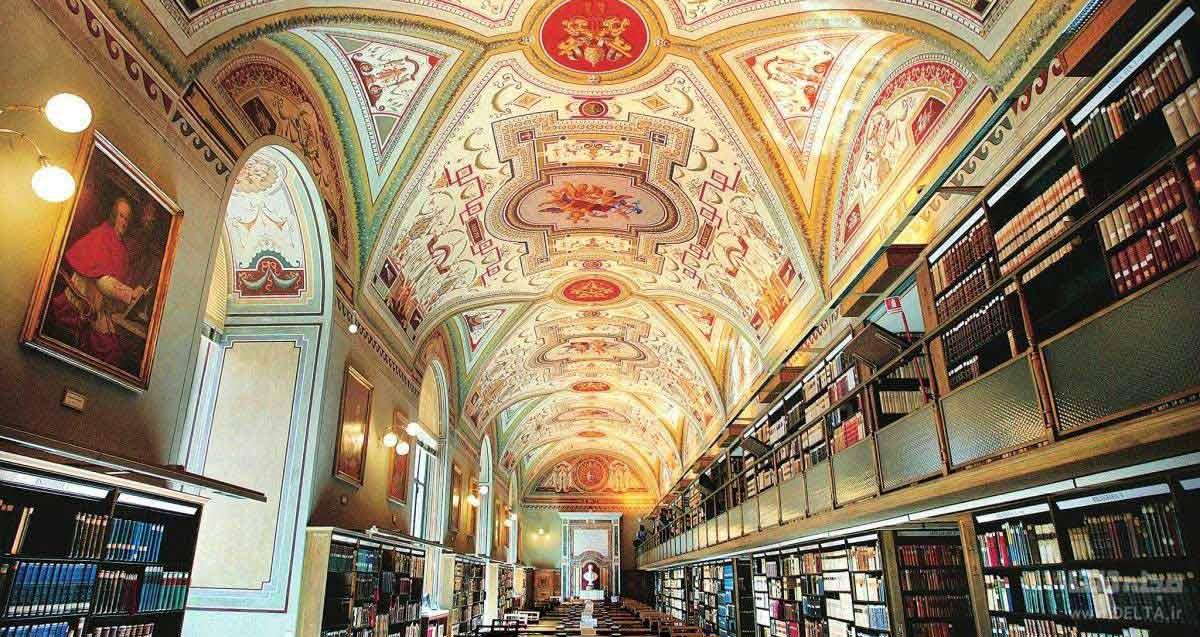 کتابخانه واتیکان