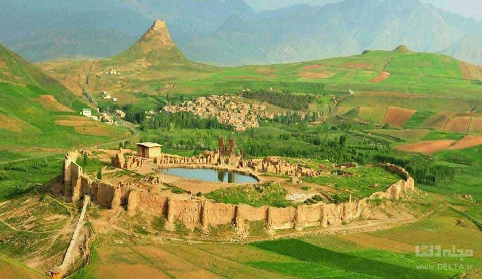 دریاچه تکاب