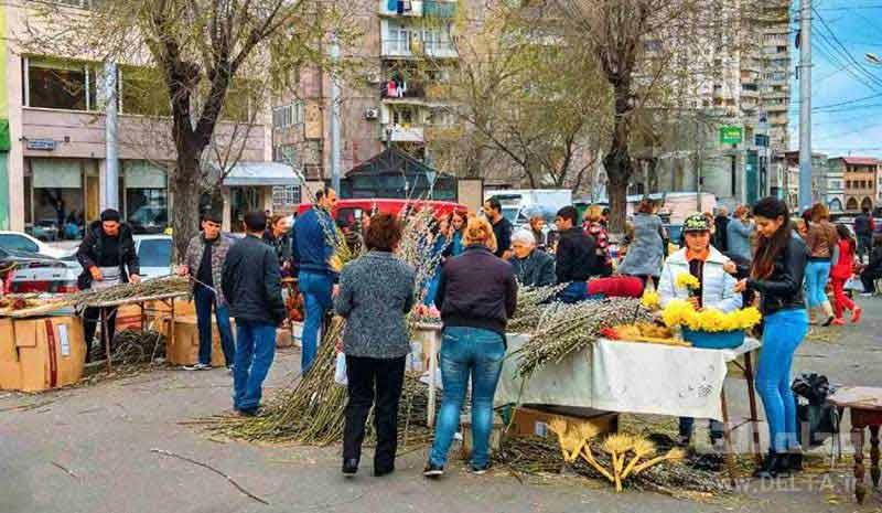 برقراری ارتباط در ارمنستان