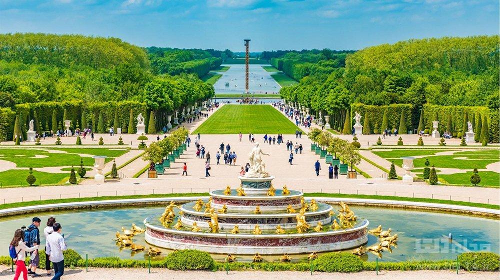 کاخ ورسای فرانسه