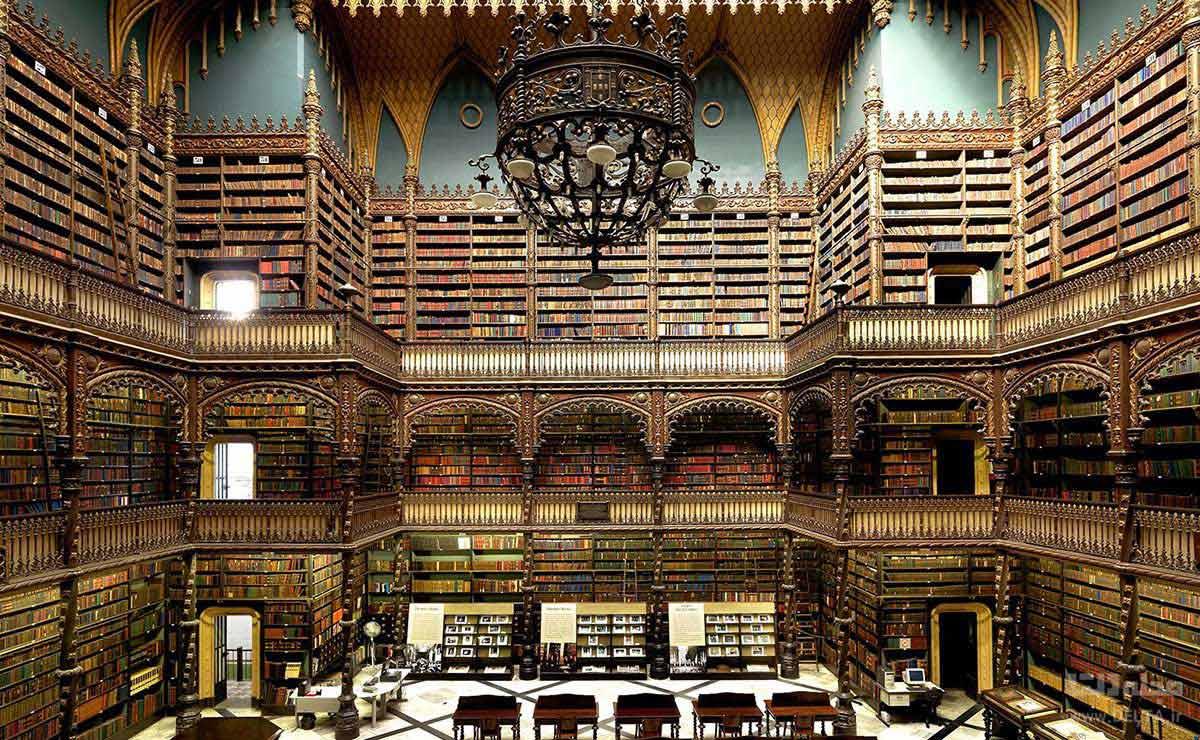 کتابخانه برزیل