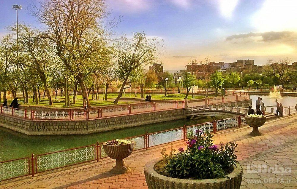 پارک سفیه همدان