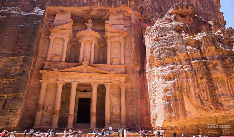 پترا New 7 Wonders of The World