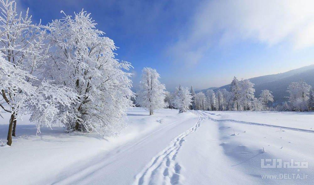 زمستان مازیچال