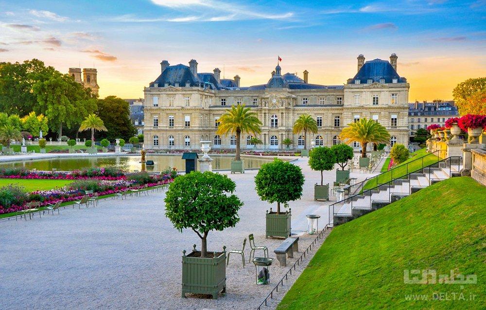 کاخ های فرانسه