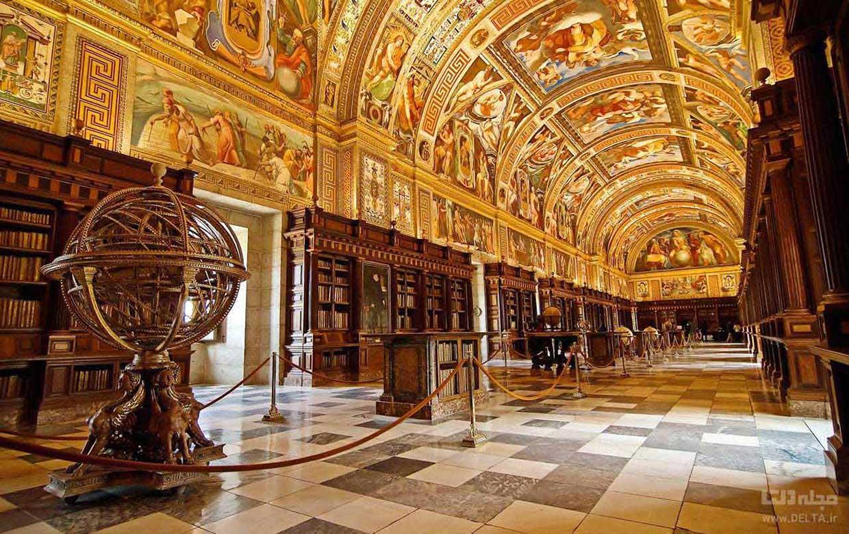 کتابخانه اسپانیا