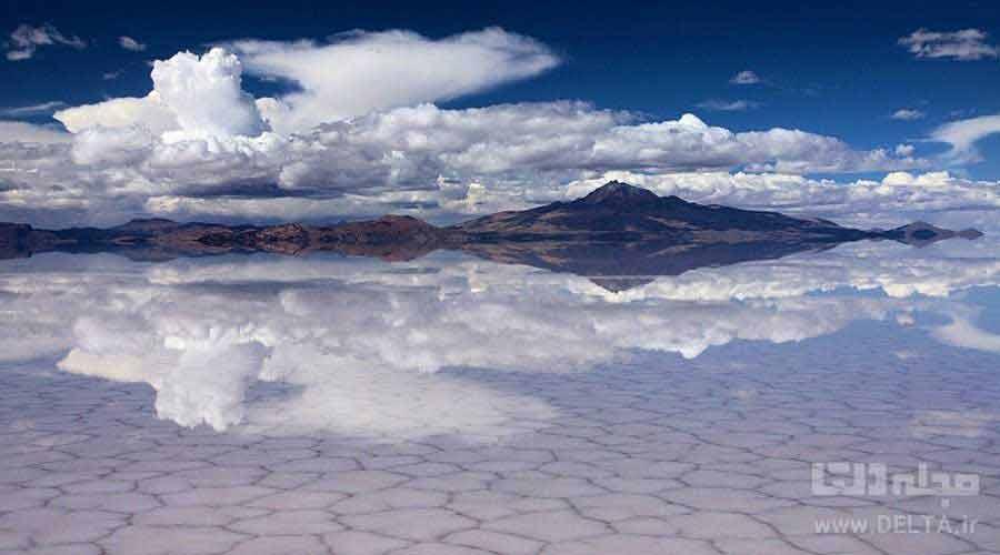 دریاچه سالار دی یونی Salar de Uyuni