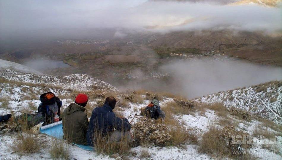 اقامت در دریاچه اوان