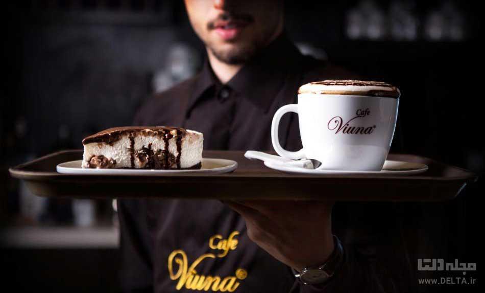 کافه رستوران برج میلاد