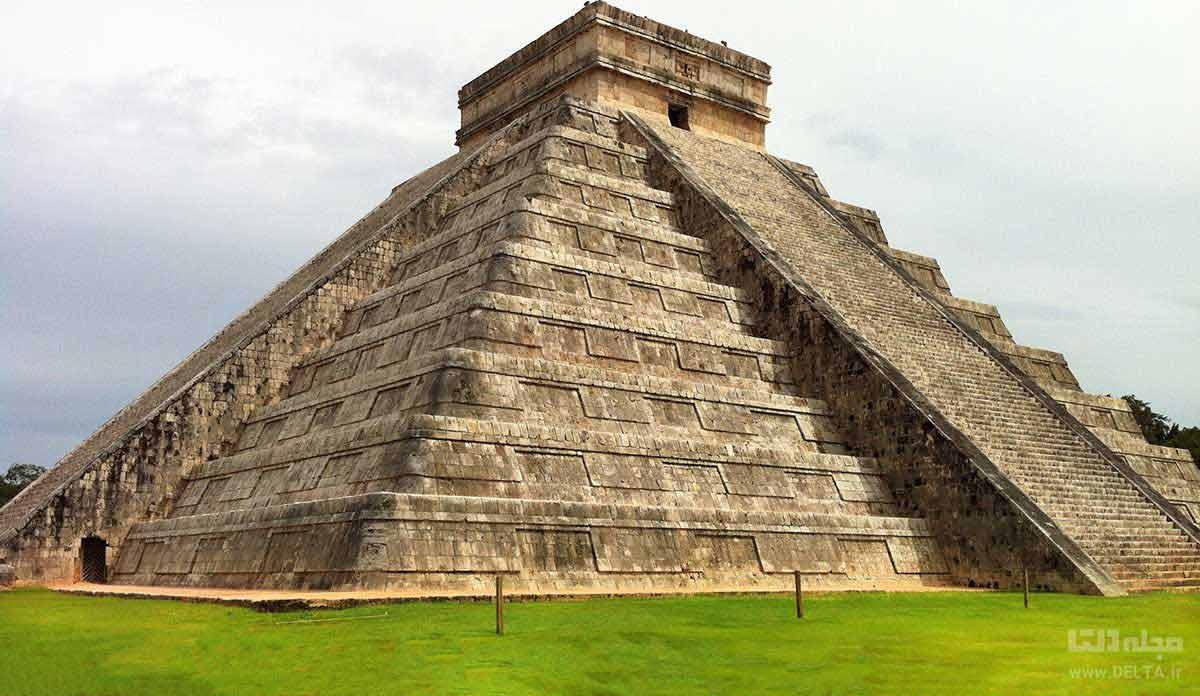 چیچن ایتزا New 7 Wonders of The World