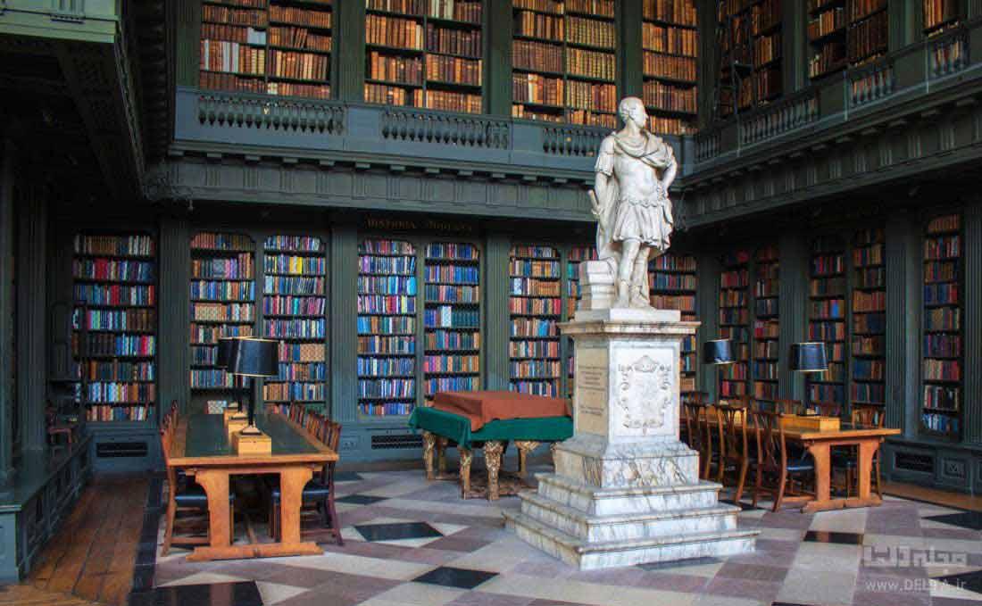 کتابخانه آکسفورد