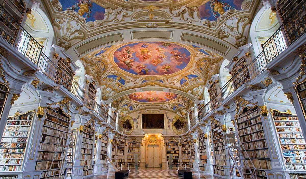 کتابخانه امرمز ابی