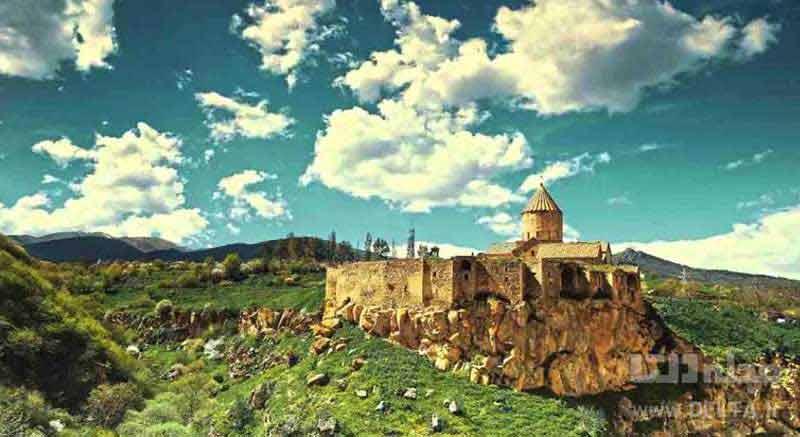کلیساها در ارمنستان