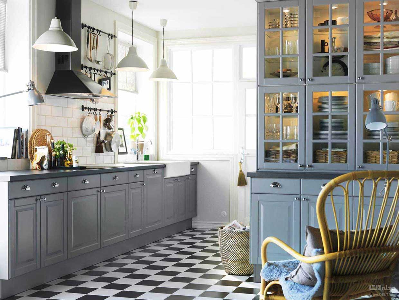 بوفه آشپزخانه