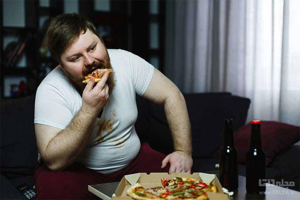 چاقی و عوارض آن