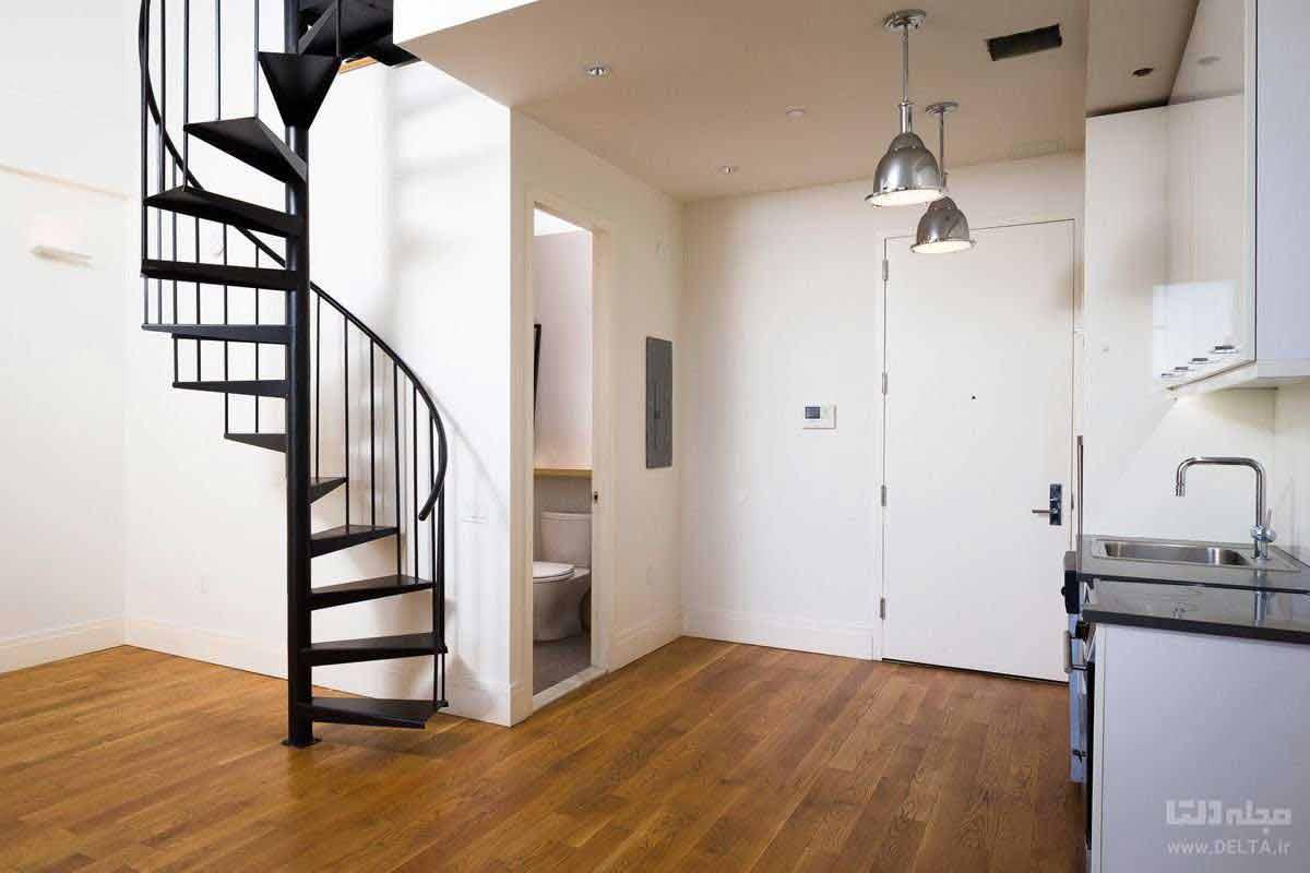 آپارتمان دوبلكس