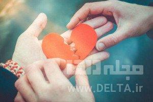 نقض وفاداری زوج