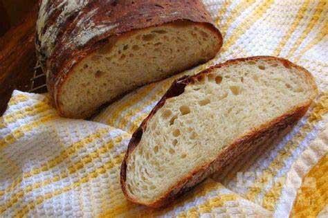 طرز تهیه نان