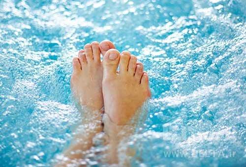فوايد آب-درماني