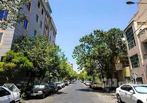 خرید آپارتمان در تهران نو